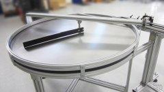Drehtisch Durchmesser 1500 mm
