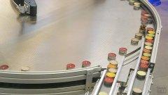 Drehtisch Durchmesser 1500 mm als Ausschleusung